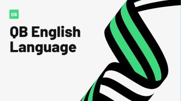 QB ENGLISH LANGUAGE